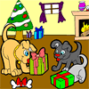 doggy-christmas-coloring