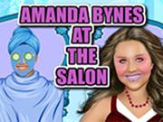 Amanda Bynes en el Salón
