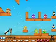 Angry Birds Caza