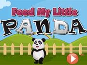 Alimente Mi pequeño panda