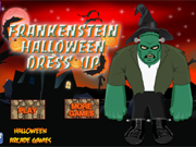 Frankenstein de Halloween Dress Up