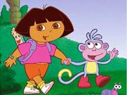 Ir Dora Go Puzzle