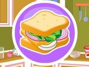 Sandwiches Boy Greedy