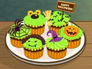 Copa de Halloween Cake
