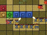 Living Dead Defensa de la torre