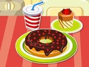 Melting Donut Decoración