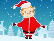 Mono de Santa Jump