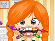 Naughty Girl en el dentista