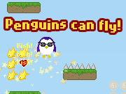 Los pingüinos pueden volar!