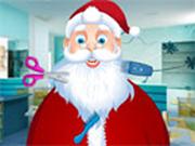 Santa en Barba Salon