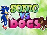 Sonic Vs Perros