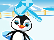 South Pole Pingüino bofetadas
