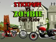 Stickman vs Zombie Diversión Ride