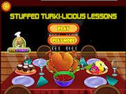 Lecciones Turki licious rellenas