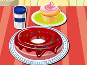 Sugary Donut Decoración