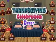 Acción de Gracias Celebración Decoración