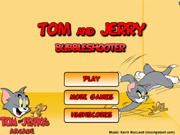 Tom y Jerry Bubble Shooter