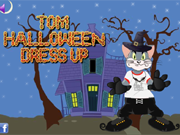 Tom de Halloween Dress Up