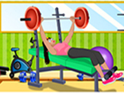 Zoe En Gym2