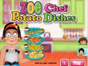 Platos Zoe Chef patata
