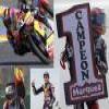2010 125 Cc Campeón del Mundo de Marc Márquez Puzzle