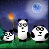 3 Pandas 2. Noche