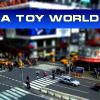 Un mundo de juguete. Encuentra objetos