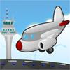 Pista de aterrizaje Avión Aparcamiento