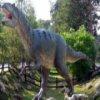 Allosaurus deslizante