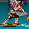 Héroe de la armadura – Agua Persecución