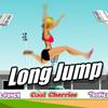 Atlético salto de longitud