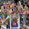 Atletico de Madrid Champion, Europa League 2009-10 Puzzle