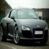 Audi R8 deslizante
