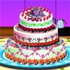Barbie decoración de la torta