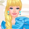 Barbie vestido de invierno hasta
