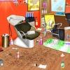 Salón de belleza Limpieza