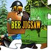 Abeja Jigsaw: El salto del caballo
