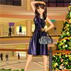 Bella en Outfit Negro