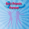 Mejores amigos para siempre probador
