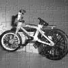 BMX dedo de bicicletas