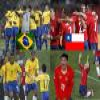 Brasil – Chile, Eighth finals, South Africa 2010 Puzzle