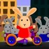 Conejito Bloony 3 Racing