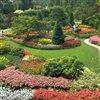 Canadá Garden Jigsaw