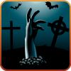 Cementerio en la noche
