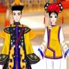 El príncipe y la princesa china