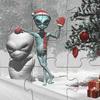 Navidad extranjero Jigsaw