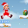 Christmas Girl Jumps