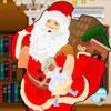 Navidad santa de escape habitación