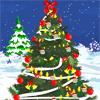 Árbol de navidad Decoración Juegos