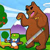 Color up – Lurking bear